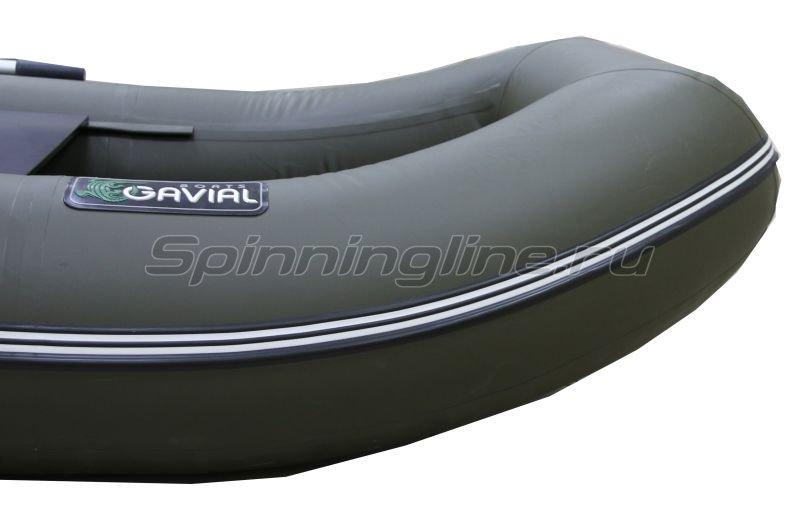 Лодка ПВХ Gavial Lux 300 Слань хаки -  6