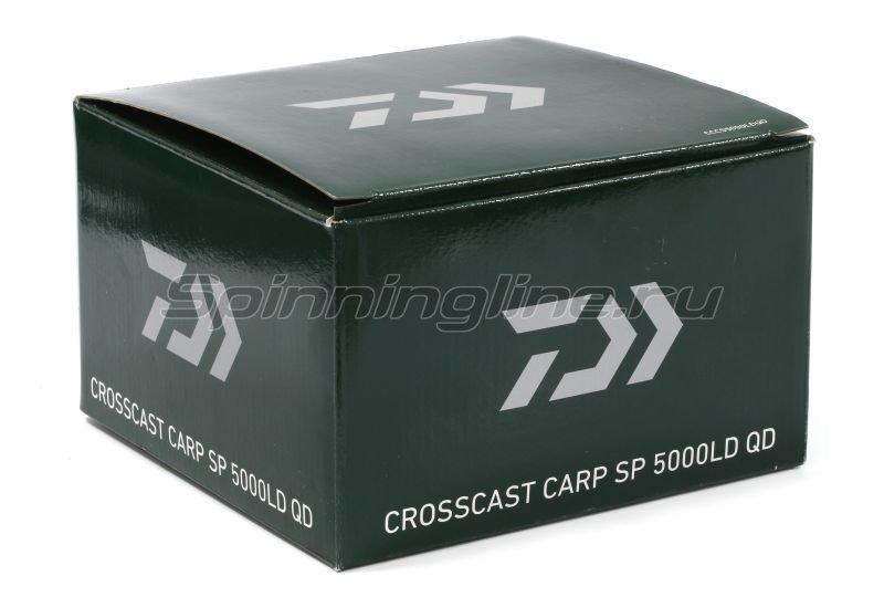 Катушка Daiwa Crosscast Carp SP 5000LD QD 17 -  8