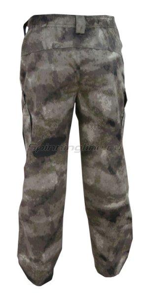 Штаны Беркут 104-108 рост 170-176 рип стоп, коричневый -  2