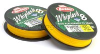 Шнур Berkley Whiplash 8 Yellow 150м 0,10мм