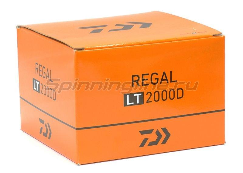 Катушка Daiwa Regal 18 LT 1000D -  6