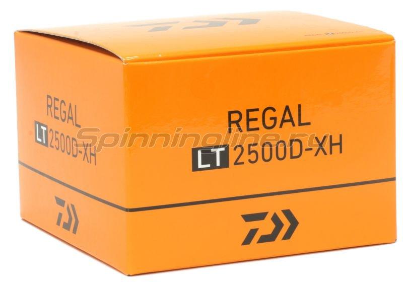 Катушка Daiwa Regal 18 LT 2500D-XH -  7