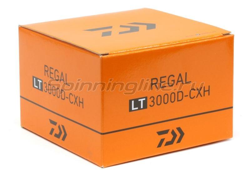 Катушка Daiwa Regal 18 LT 3000D-C-XH -  6