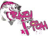 Толстовки Crazy Fish