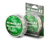Леска All-Round X5 100м 0,50мм