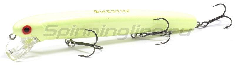 Воблер Westin Jatte 170F Ivory -  1