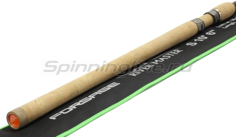 Спиннинг Forsage River Master S-10`6 10-40гр -  6