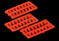 Бусины Attractor Beads 4,0 красный