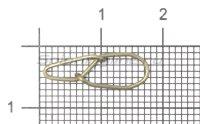 Карабины Moschettoni R Type 3