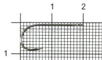Крючок Crazy Fish Micro Jig Joint Hook №6