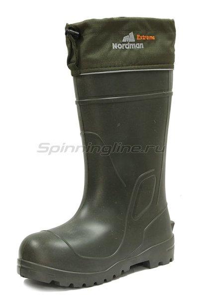Сапоги Nordman Extreme 47/48 зеленый -  2