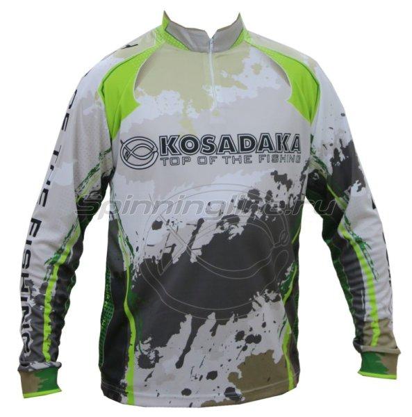 Джерси Kosadaka M зеленый -  1