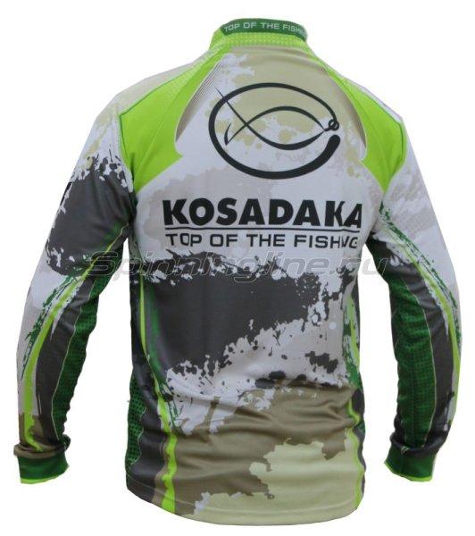 Джерси Kosadaka M зеленый -  2