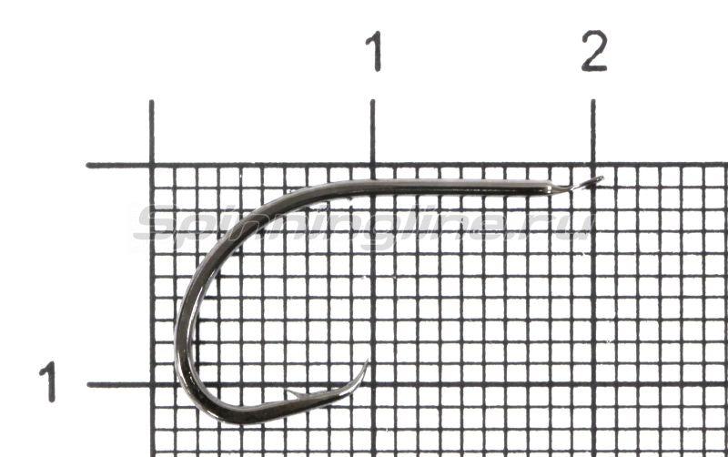 Крючок Maruseigo Nemuri Flatted BN №14 -  1