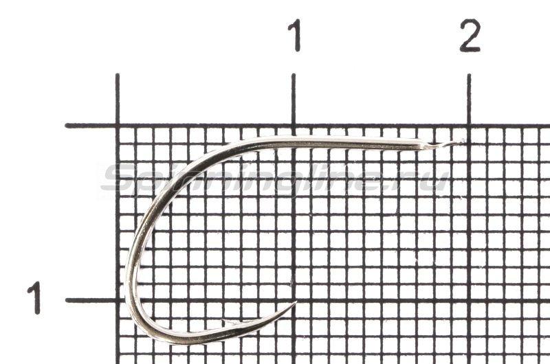 Крючок Ryobi Shin Aji Flatted Nickel №13 -  1