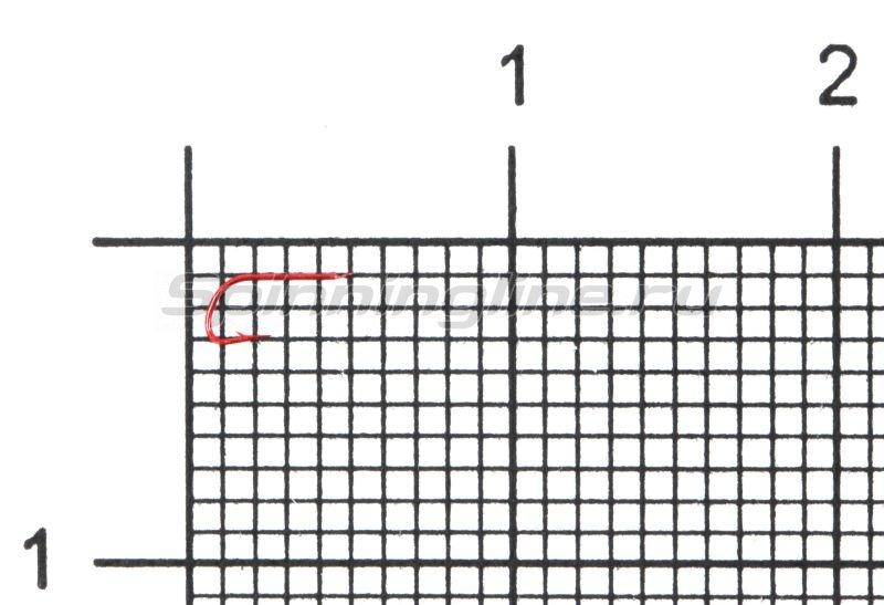 Крючок Ryobi Sode Flatted Red №0.3 -  1