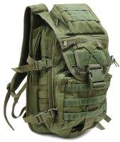 Рюкзак Клипса 6023 темно-зеленый