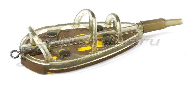 Кормушка Flagman Flat Feeder Medium 40гр New -  2