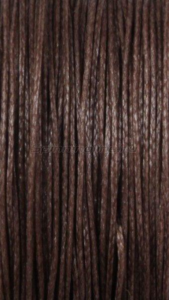 Поводковый материал Carp Pro 10м 25LB коричневый -  3