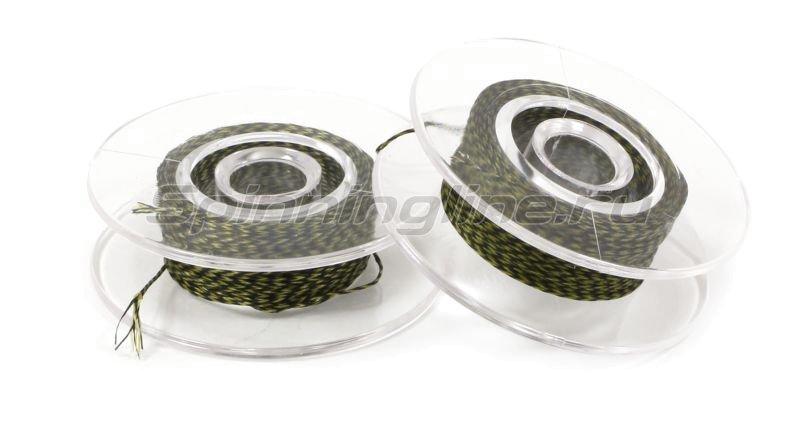 Поводковый материал Carp Pro 10м 10LB Weedy Gr Sinking -  2