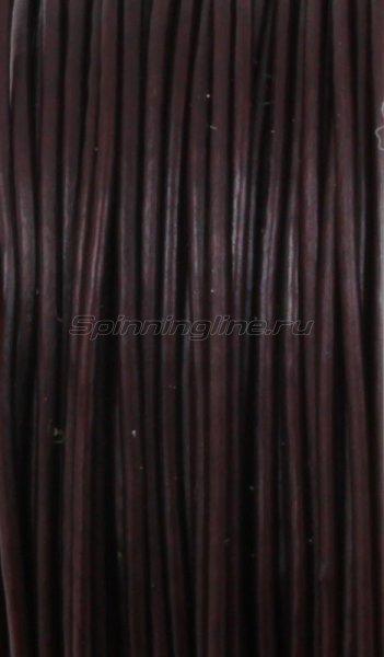Поводковый материал Carp Pro 7м 25LB коричневый -  3