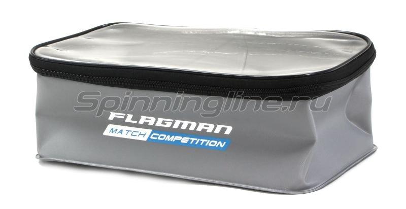 Сумка Flagman с крышкой для кормушек 30х18х10см -  1