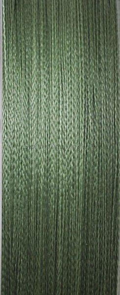 Шнур Super Line PE X4 300м 0,40мм Dark Green -  2