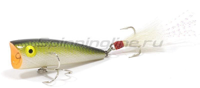Воблер Rebel Teeny Pop-R P50 Tennessee Shad -  1