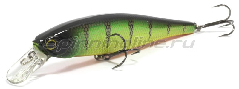 Воблер Pointer 100 Gold Skin Perch 889 -  1