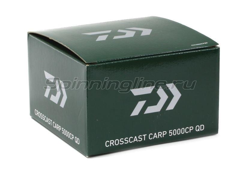 Катушка Daiwa Crosscast Carp 5000C QD 17 -  6