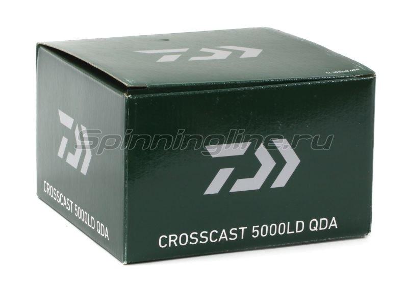Катушка Daiwa Crosscast 5000LD QDA -  8