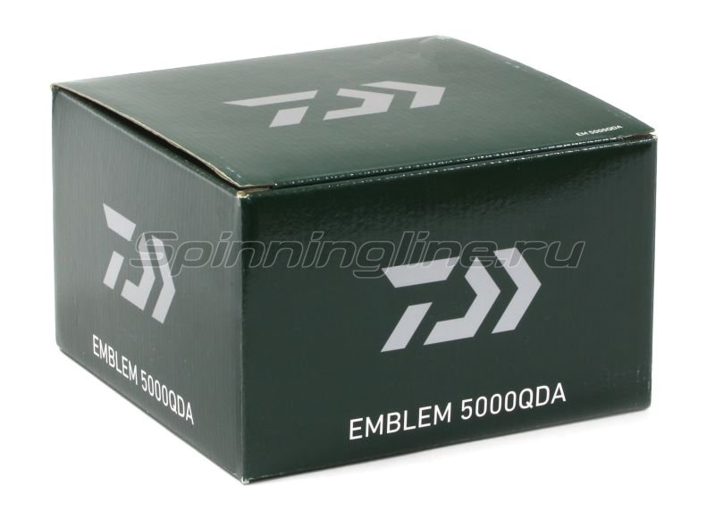 Катушка Daiwa Emblem 5000 QDA -  8