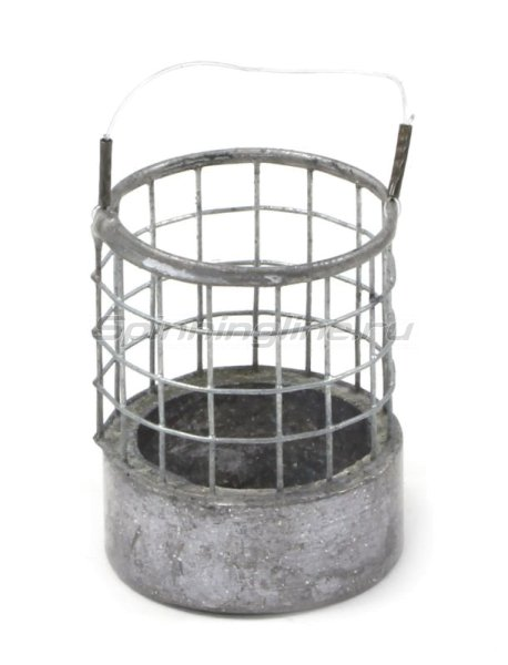 Кормушка Лиман Feeder Пуля-Expert2 L 50гр на леске -  1