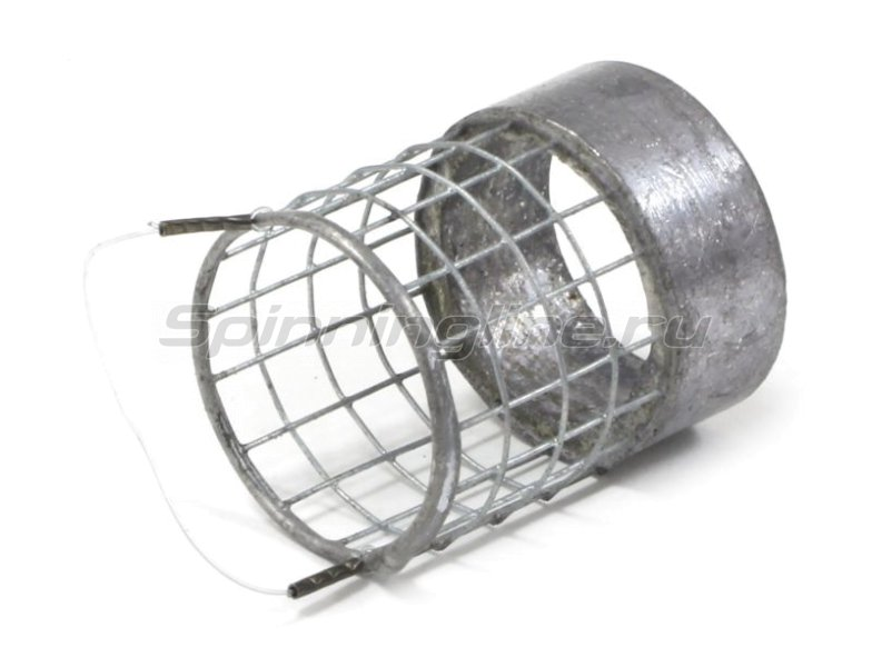 Кормушка Лиман Feeder Пуля-Expert2 L 50гр на леске -  2