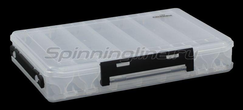 Коробка Columbia 270x170мм 14 ячеек черный -  1