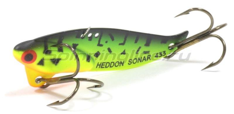 Цикада Heddon Sonar 14гр Fluorescent Green -  1