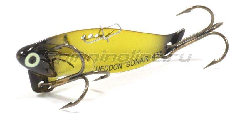 Цикада Heddon Sonar 14гр Gold Shiner -  1