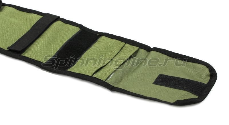 Чехол для удилищ IdeaFisher 90см зеленый -  4