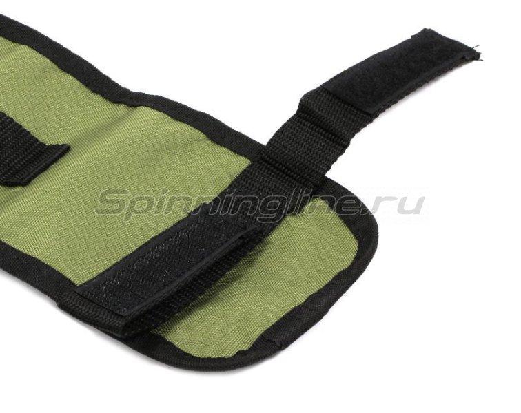 Чехол для удилищ IdeaFisher 90см зеленый -  6