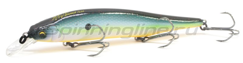 Воблер Megabass Ito-Shiner pm fire dust tennessee -  1