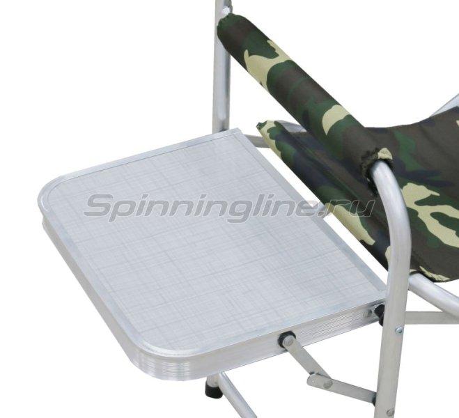 Кресло Следопыт складное со столиком 830х450х855мм -  3