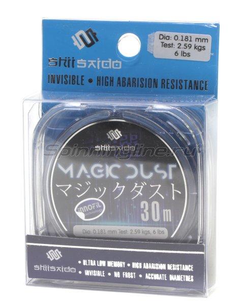 Леска ShiiSaido Magic Dust 30м 0,148мм -  1