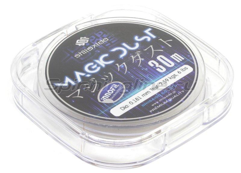 Леска ShiiSaido Magic Dust 30м 0,148мм -  2