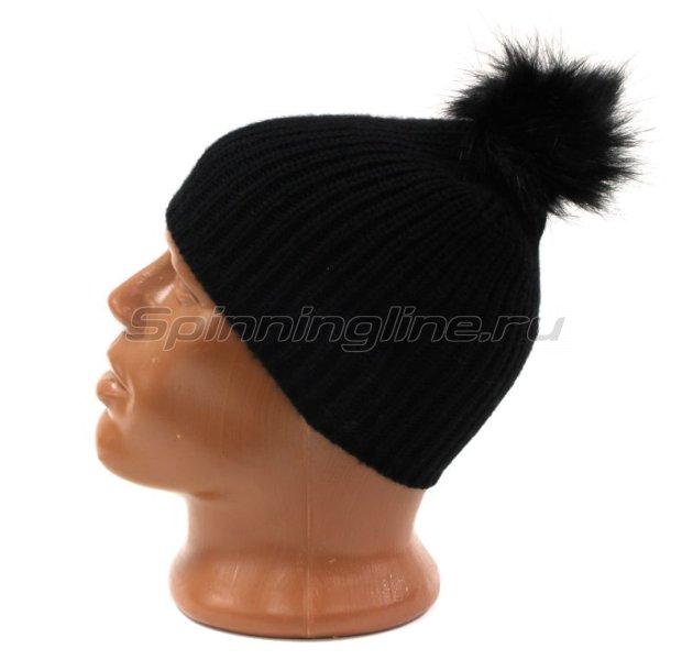 Шапка Buff Knitted Hat Adalwolf Black -  2