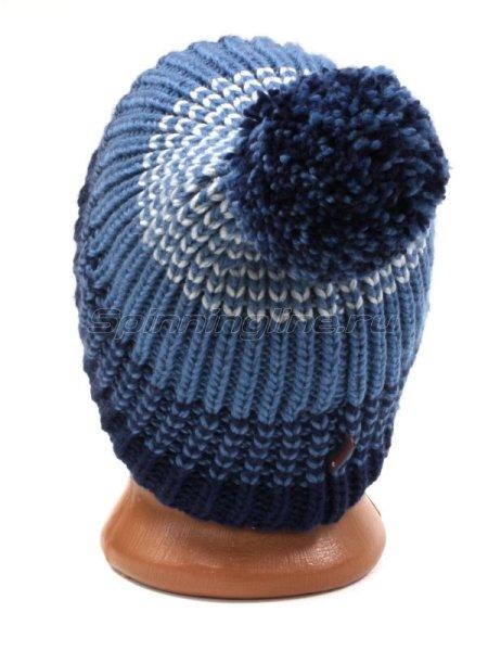 Шапка Buff Knitted&Polar Hat Borae Mazarine Blue -  3
