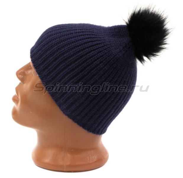 Шапка Buff Knitted Hat Adalwolf Denim -  2