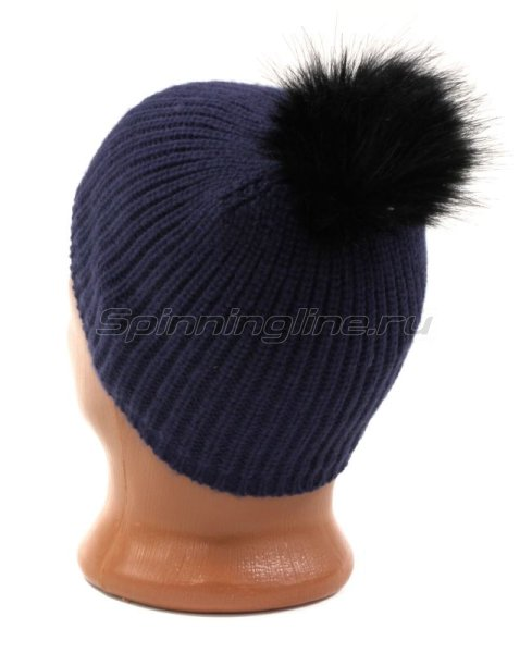 Шапка Buff Knitted Hat Adalwolf Denim -  3