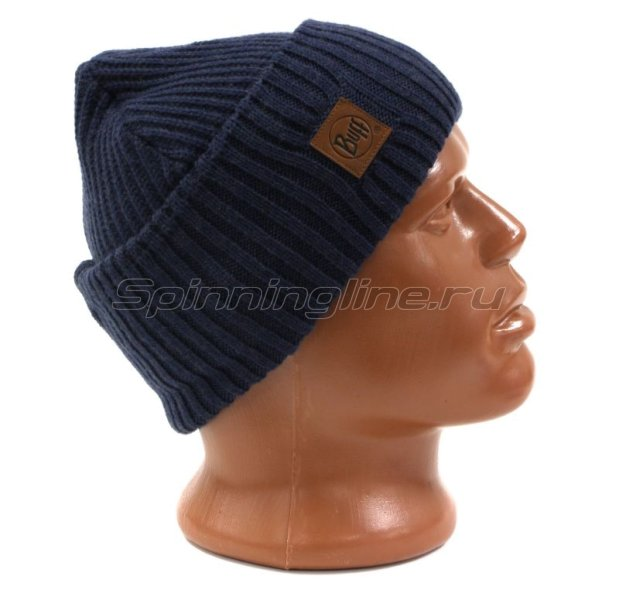 Шапка Buff Knitted Hat Rutger Medieval Blue -  2