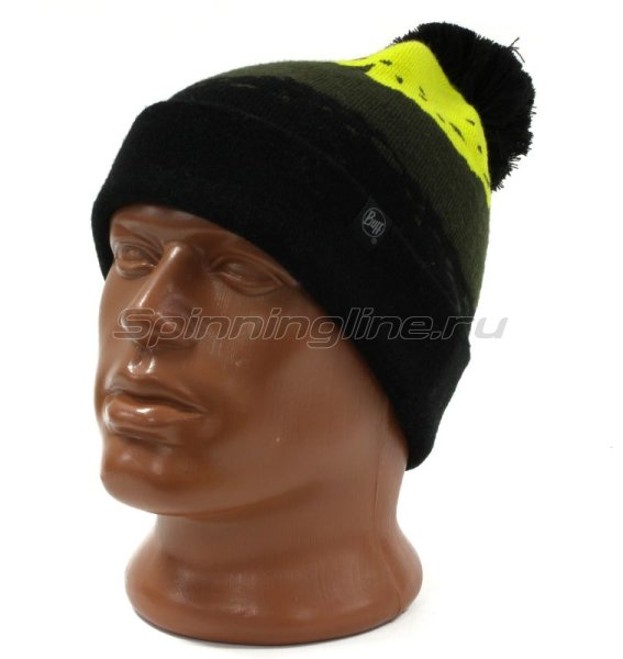 Шапка Buff Knitted Hat Tove Citric -  1