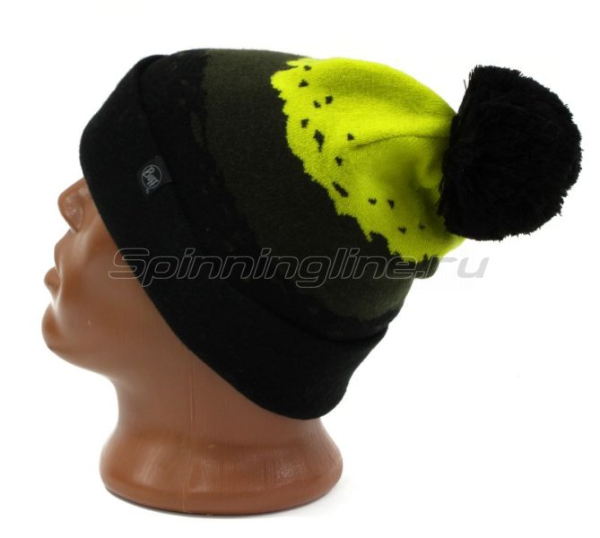 Шапка Buff Knitted Hat Tove Citric -  2